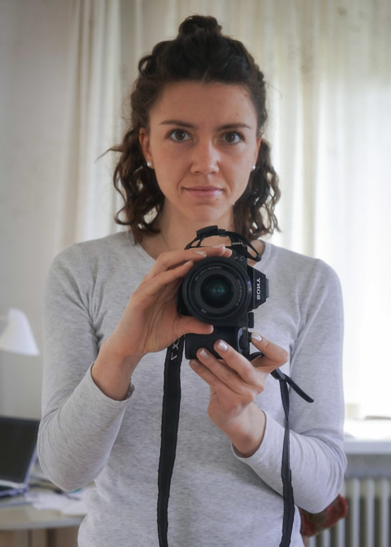 Bella Meyer Portrait